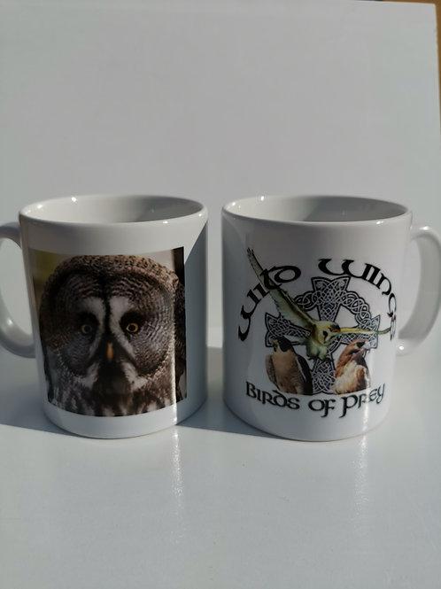Eclipse - Wild Wings Mug