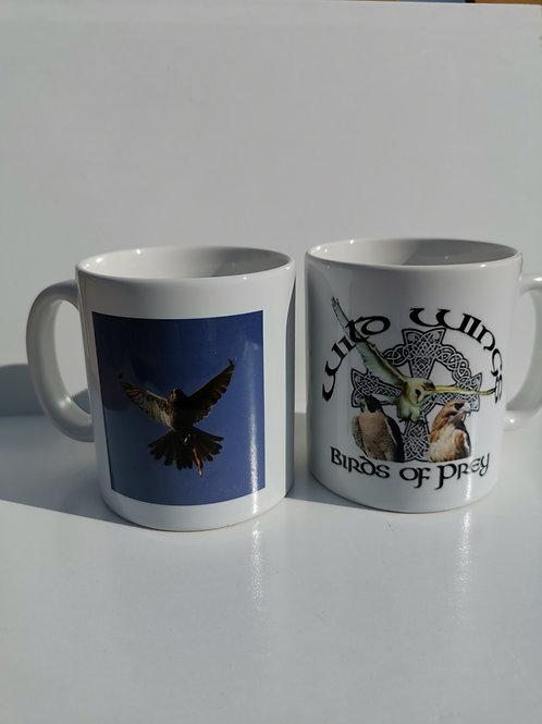 Kes - Wild Wings Mug