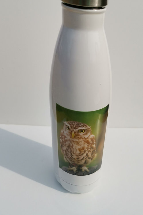 Nugget White Thermal Bottle