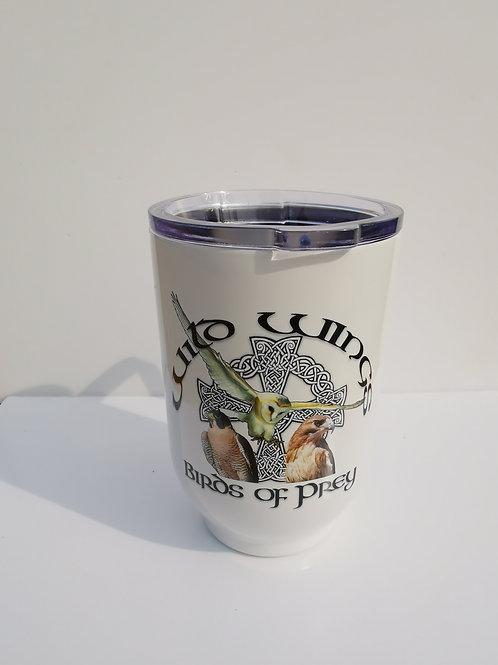 Wild Wings Logo Thermal Mug with lid
