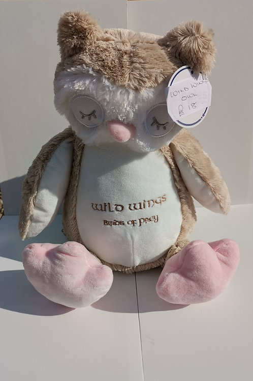 Wild Wings Supersoft Teddy