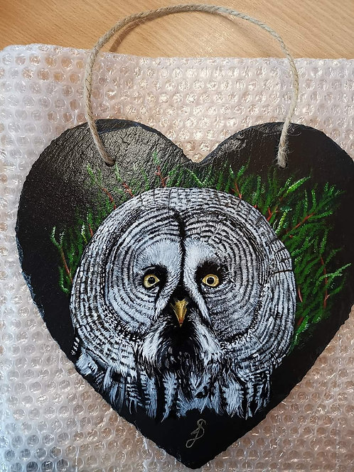 Hand Painted Slate - Made to Order