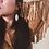 """Thumbnail: """"WAHINE"""" (wäˈhēnē) Leather Earrings"""