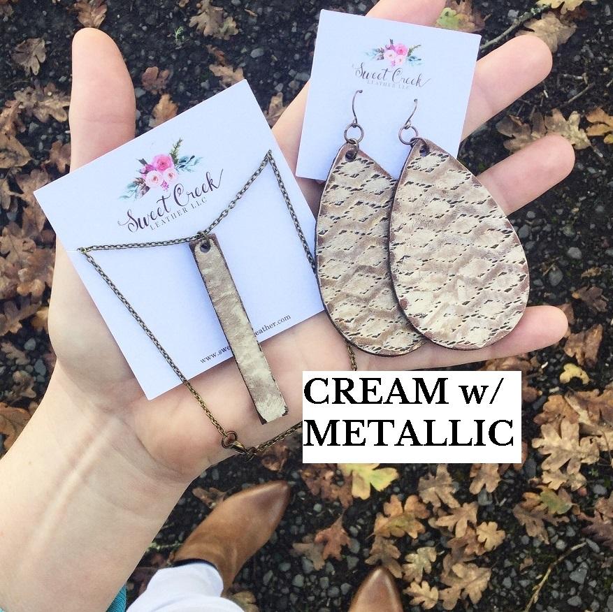 CREAM w/ METALLIC