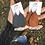 """Thumbnail: """"CLASSIC"""" Leather Teardrop Earrings"""