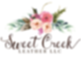 Sweet Creek Leather Business Logo