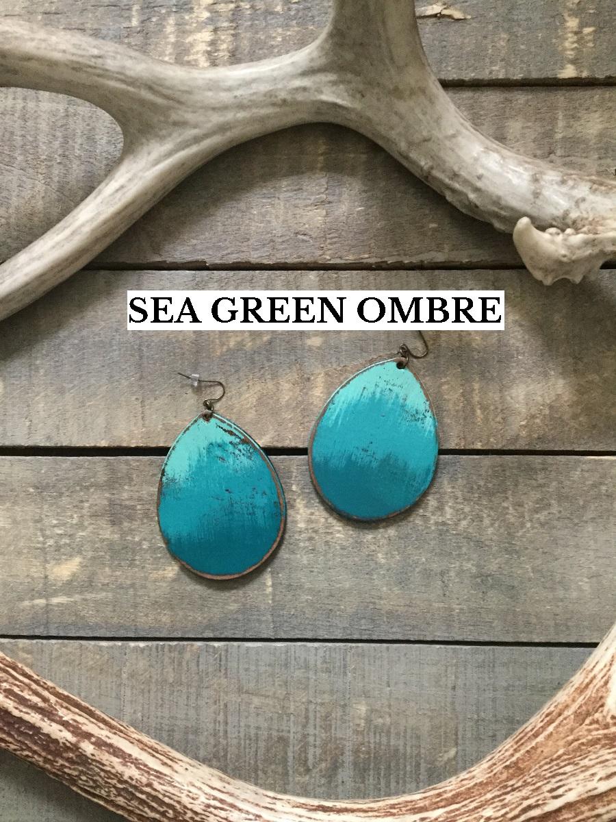 SEA GREEN OMBRE