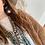 """Thumbnail: """"DRUM SOUND"""" Leather Earrings"""