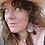 """Thumbnail: """"MONARCH BUTTERFLY"""" Leather Earrings"""