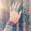 "Thumbnail: SKU# SCO4 The ""ORIGINAL"" Leather Triple Wrap Bracelets"