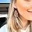 """Thumbnail: """"MINI LEOPARD TEARDROP"""" Earrings"""