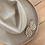 """Thumbnail: """"LEOPARD"""" Leather Teardrop Earrings"""