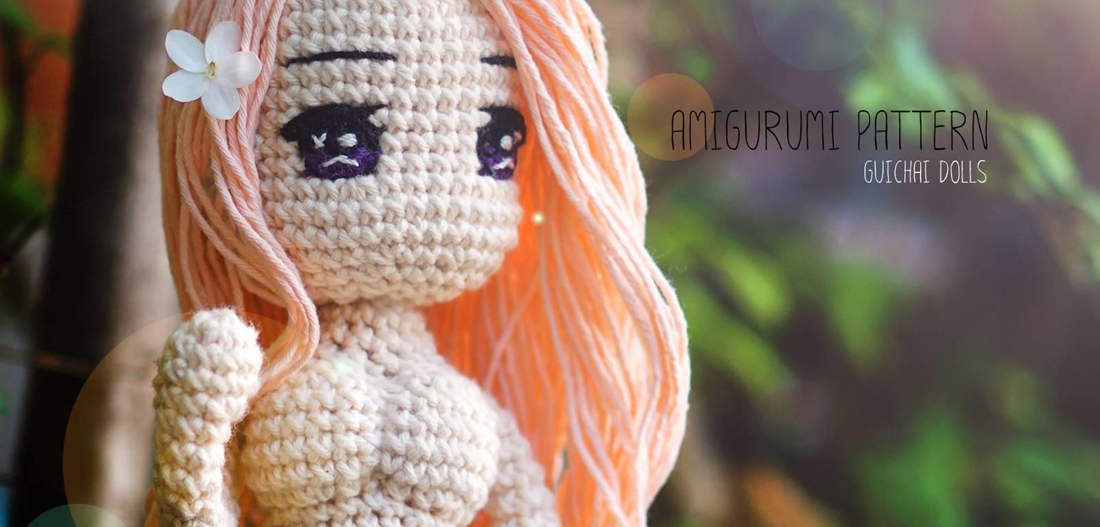 Photo-Tutorial: Eyes for Crochet Dolls - Flauscheinhorn | 767x1600