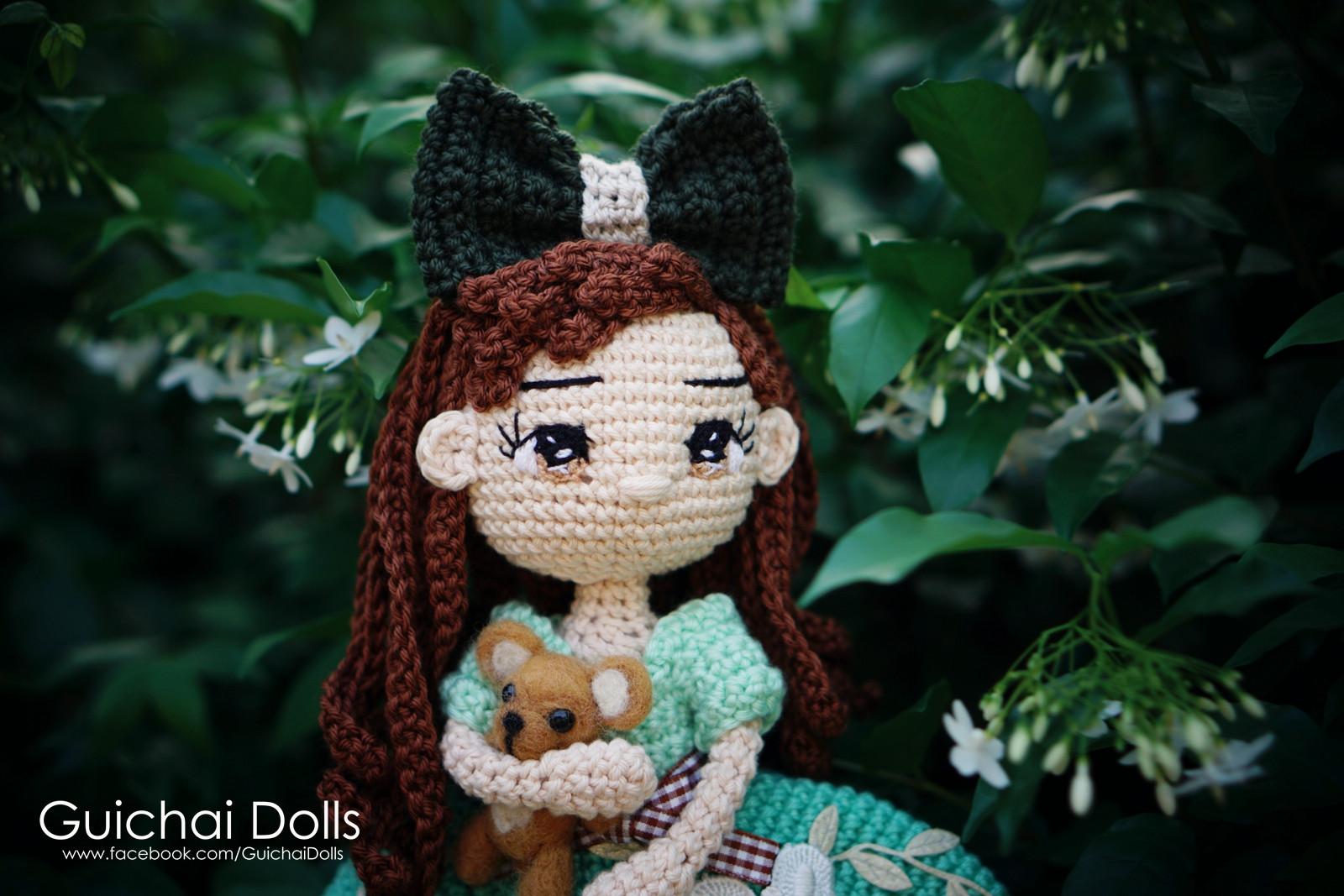 Amigurumi for Beginners Crochet Mermaid Doll Part 2 Amigurumi One ... | 1067x1600