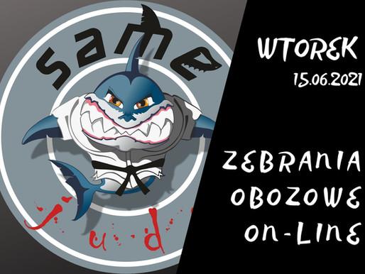 ZEBRANIA OBOZOWE - ON LINE