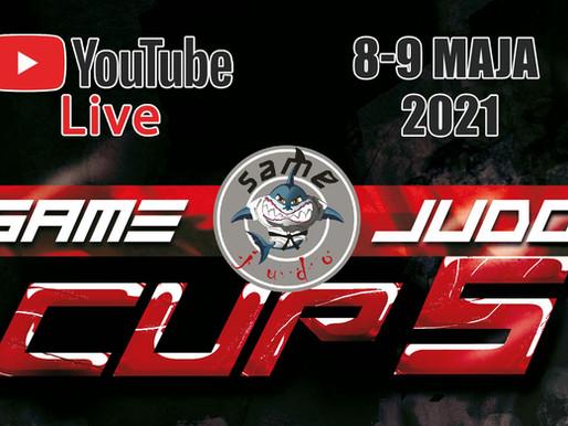 SameJudo Cup 5 - Transmisja LIVE