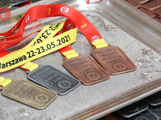 Rekiny na medal – sukcesy naszych zawodników podczas Warszawskiej Olimpiady Młodzieży