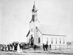 Granger Brethren Church Dedication