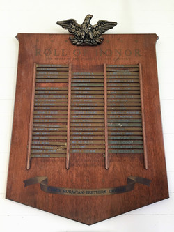 Honor Military Plaque