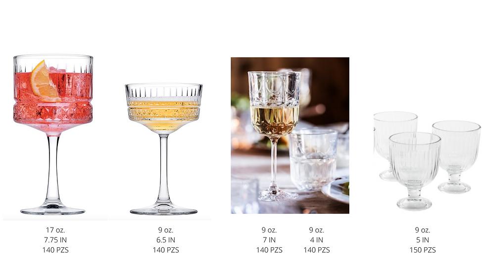 vintage glassware 2