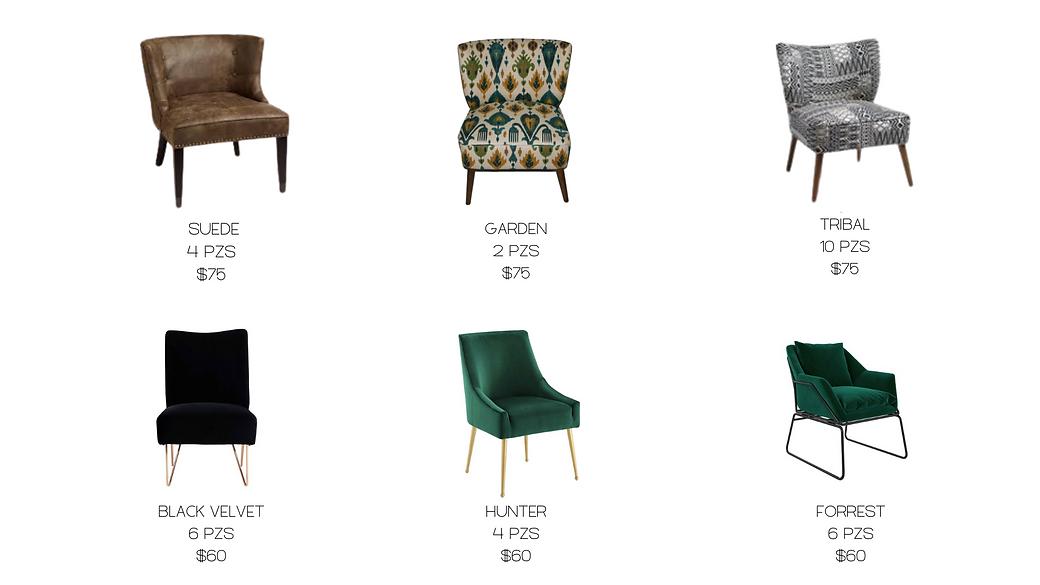 fabric chairs 1