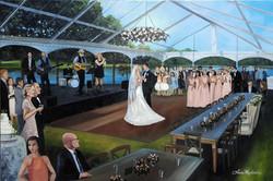 Cuscowilla on Lake Oconee Wedding