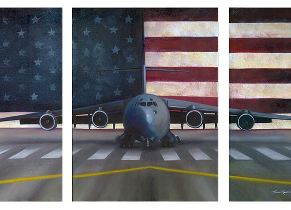 C-17 Triptych