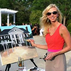Laura Welch, Wedding & Event Painter