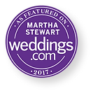 artistic i wedding martha stewart weddings.com