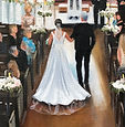 Live Weddng Painting