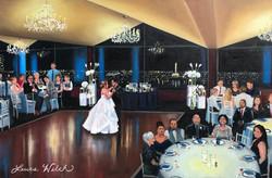 DC Wedding Painting