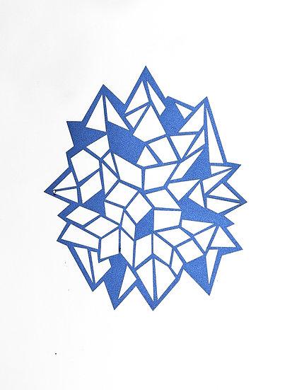 Julia MASVERNAT. Geometría flotante