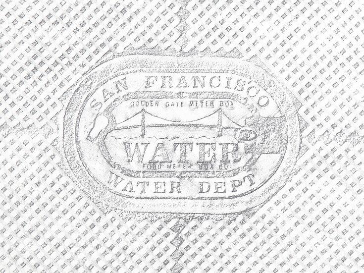 """Martinez/ Zea. """"San Francisco"""""""