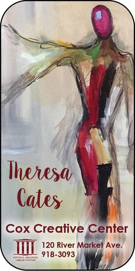 2nd Friday Art Night: Theresa Cates