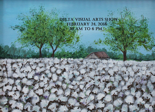 Upcoming Event: 10th Annual Delta Arts Show