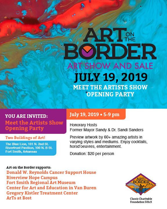 2019 Art on the Border