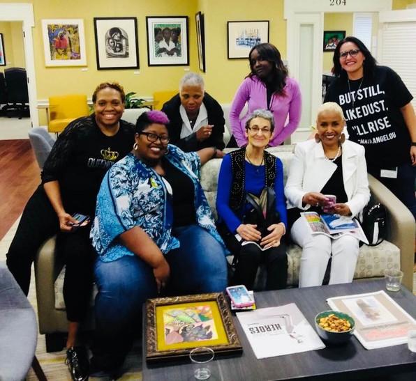 Daughters of the Diaspora: Women of Color Speak