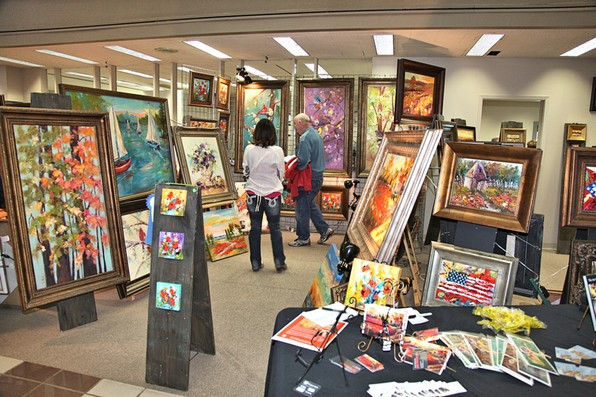 This Weekend: 10th Annual Delta Visual Arts Show