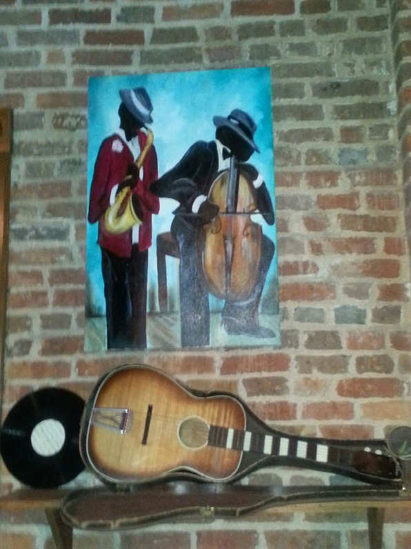 Theresa Cates Featured at Sweet Grass Jazz & Blues Cafe