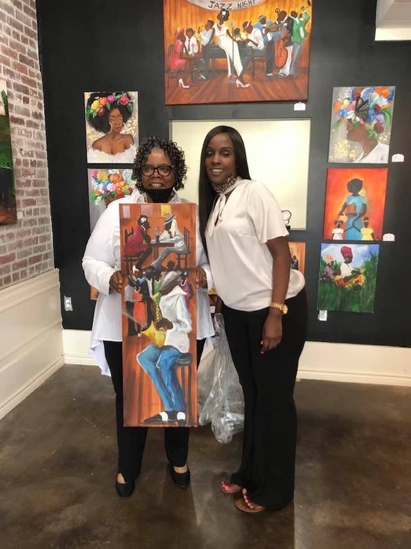 The Gallery Grand Opening was a Success!