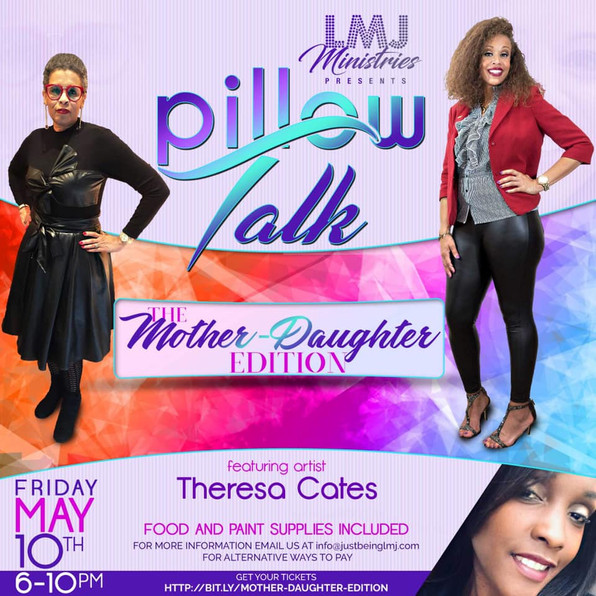 Come Celebrate Mother's Day with Pillow Talk!