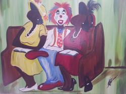 Church Clown