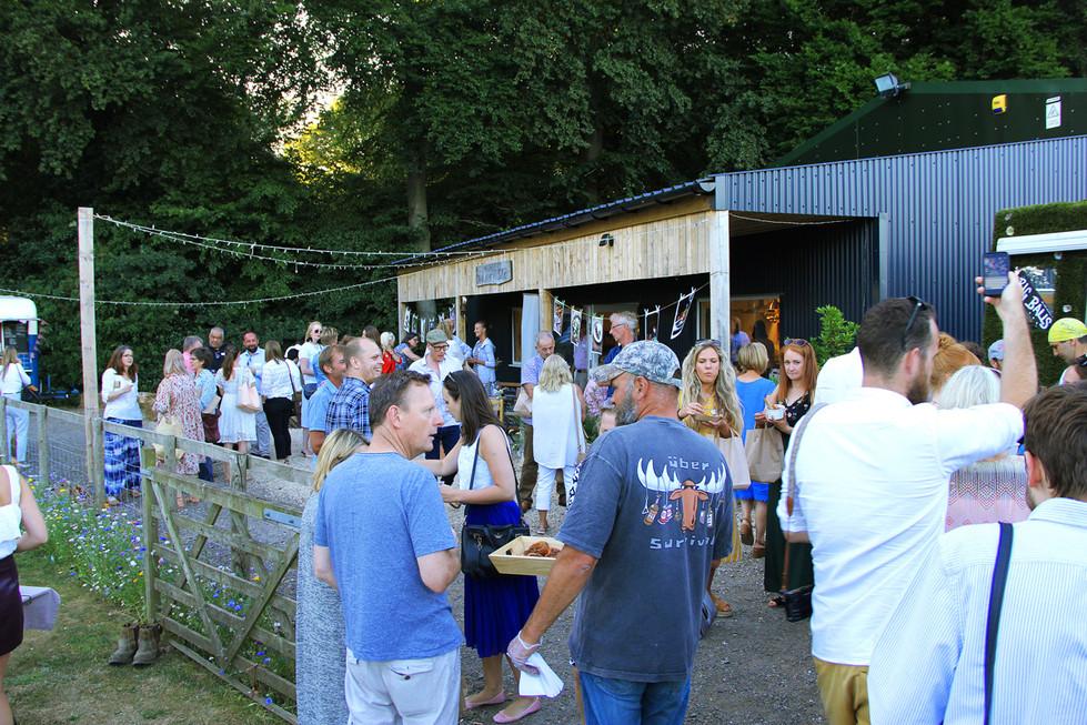 Chilterns Food Magazine summer party