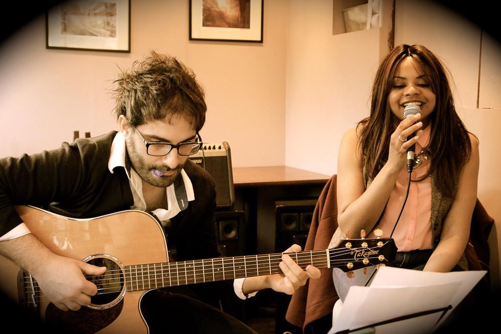 'JAZZ Season' Soul Rouge [duo]