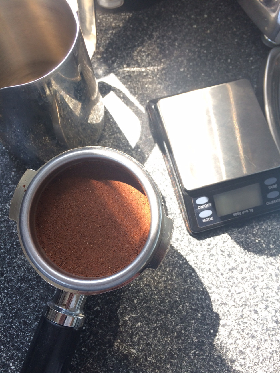 Espresso - Home guide