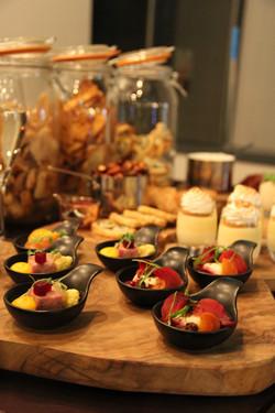 Buffet Food Example