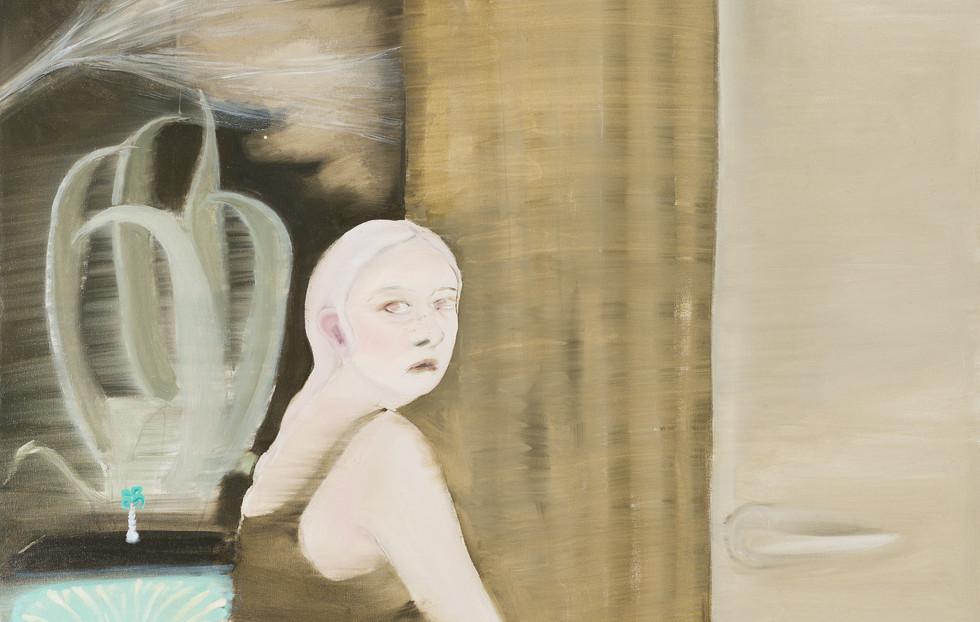 ტილო, ზეთი / oil on canvas / 180x130cm / 2021