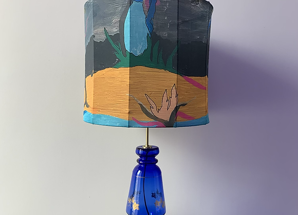 Forest at night Lamp