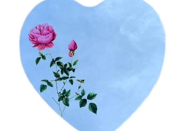A Rose is a Rose is a Rose is a Rose Mirror