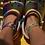 Thumbnail: Lizikodaliziko ფეხის სამაჯურები